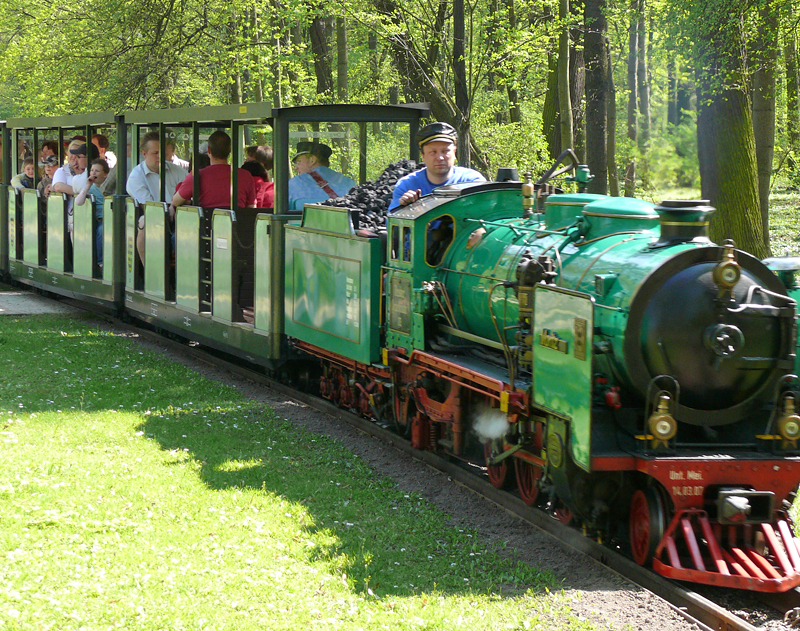 Großer Garten Dresden Parkeisenbahn Pension Pamp In Dresden