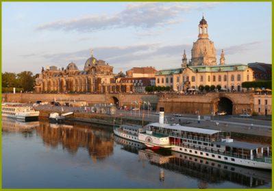 Die Altstadt von Dresden - Foto©die-infoseiten.de