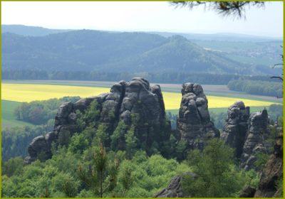 Die Sächsische Schweiz - Foto©die-infoseiten.de